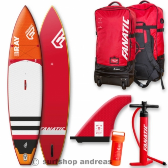 Fanatic RAY AIR SUP 116 Premium 2017  INFLATABLE...