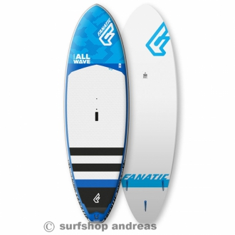 Fanatic SUP Allwave Pure Light 2017