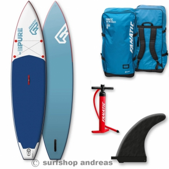Fanatic SUP Pure Air Touring 2017 116 INFLATABLE...