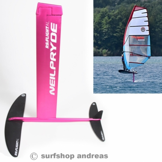 RS Flight AL Foil Hydrofoils
