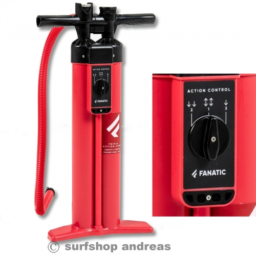 Fanatic HP6 Triple Action Pump 2020
