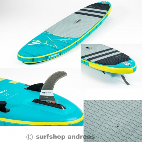 Fanatic Fly Air Premium 104 2021 Standup PaddIeboard iSUP
