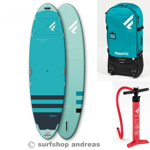 Fanatic Fly Air Fit 106 x 34  Yoga SUP Board 2020