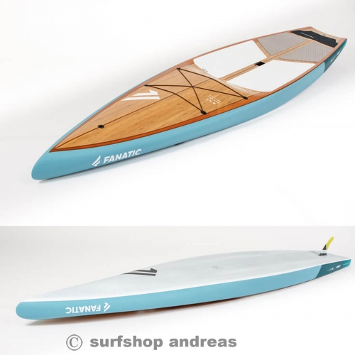 Fanatic Ray SUP Ray Bamboo Edition Größe 126 2021 Compositeboard