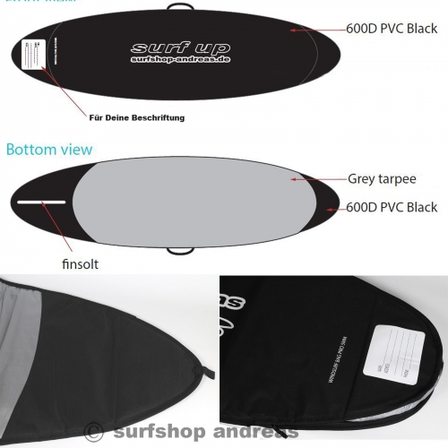 Windsurfbag Boardbag SURF UP 2018 Surfshop Andreas